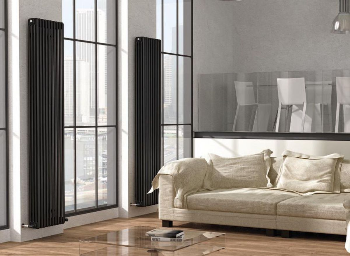 Вертикальные радиаторы, достоинства и недостатки. Выбор радиаторов 3515