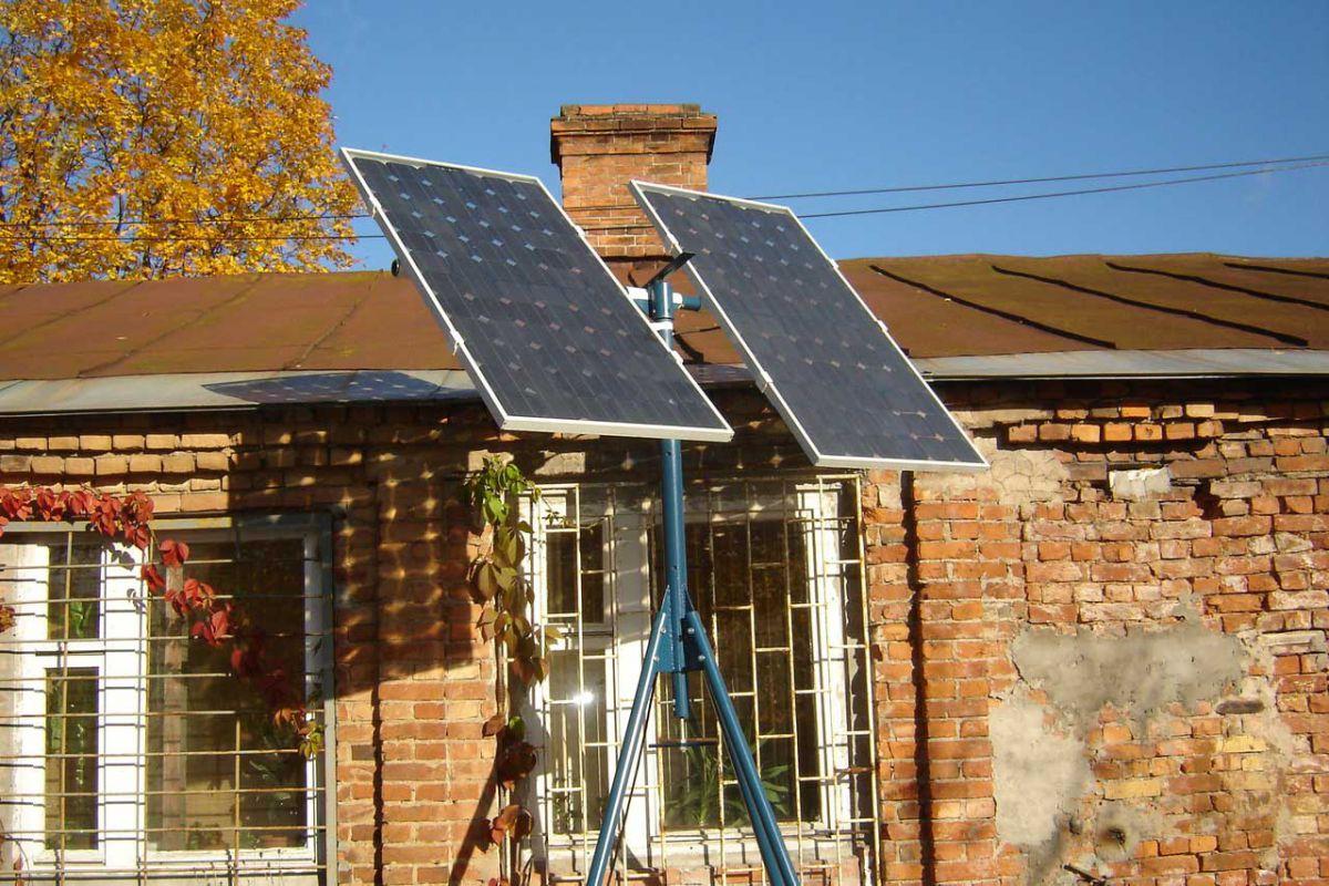 Солнечная энергетика своими руками