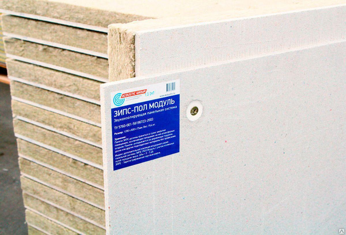 Звукоизоляционные стеновые панели 3781