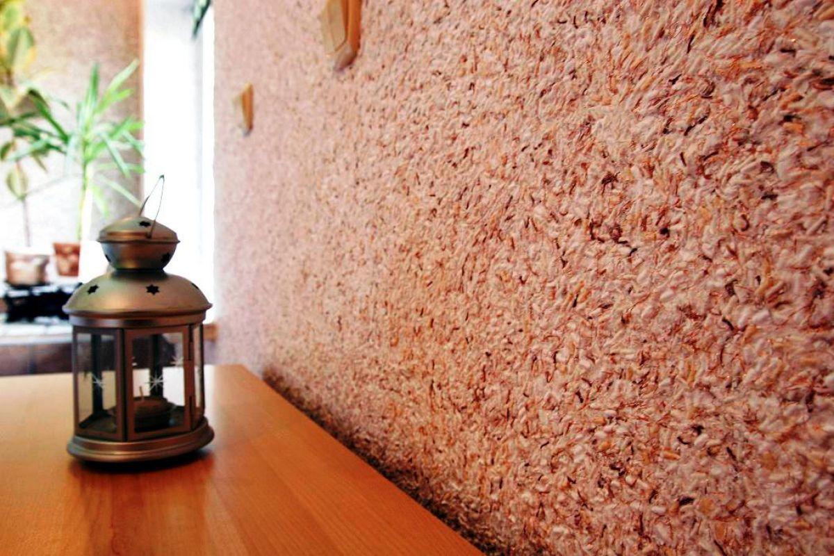 Деревянная кожа, светящиеся обои, кокосы и живые плитки. О строительных материалах... 3811