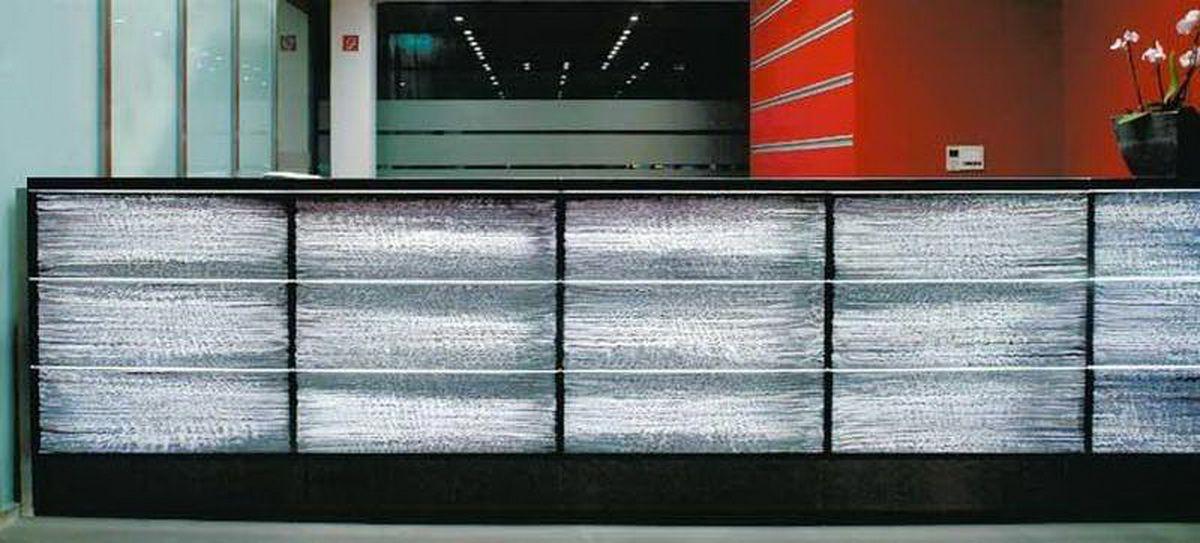 Прозрачный бетон. Состав, свойства, применение, изготовление своими руками 3819