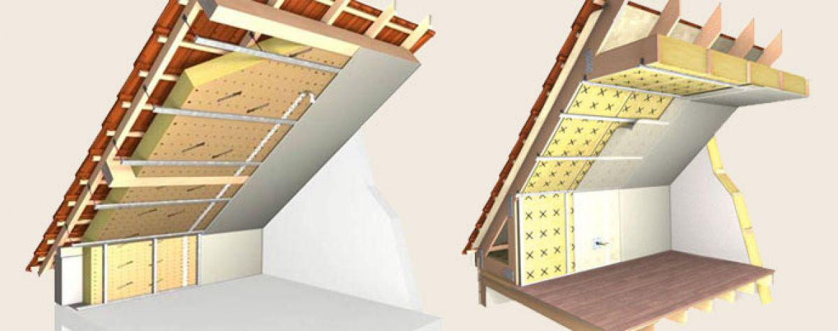 Как построить тёплую мансарду своими руками 36