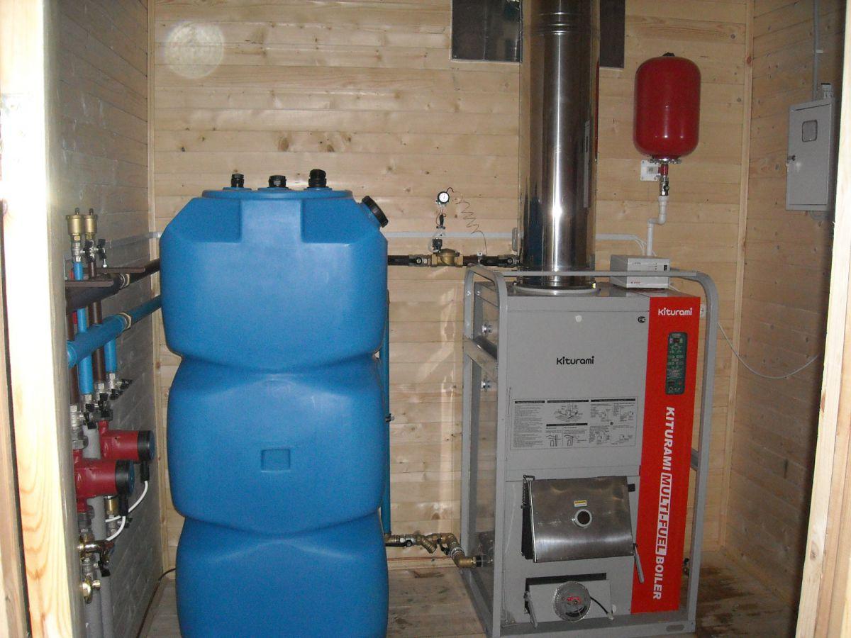 Котел, работающий на жидком топливе. Принцип работы, устройство 3882