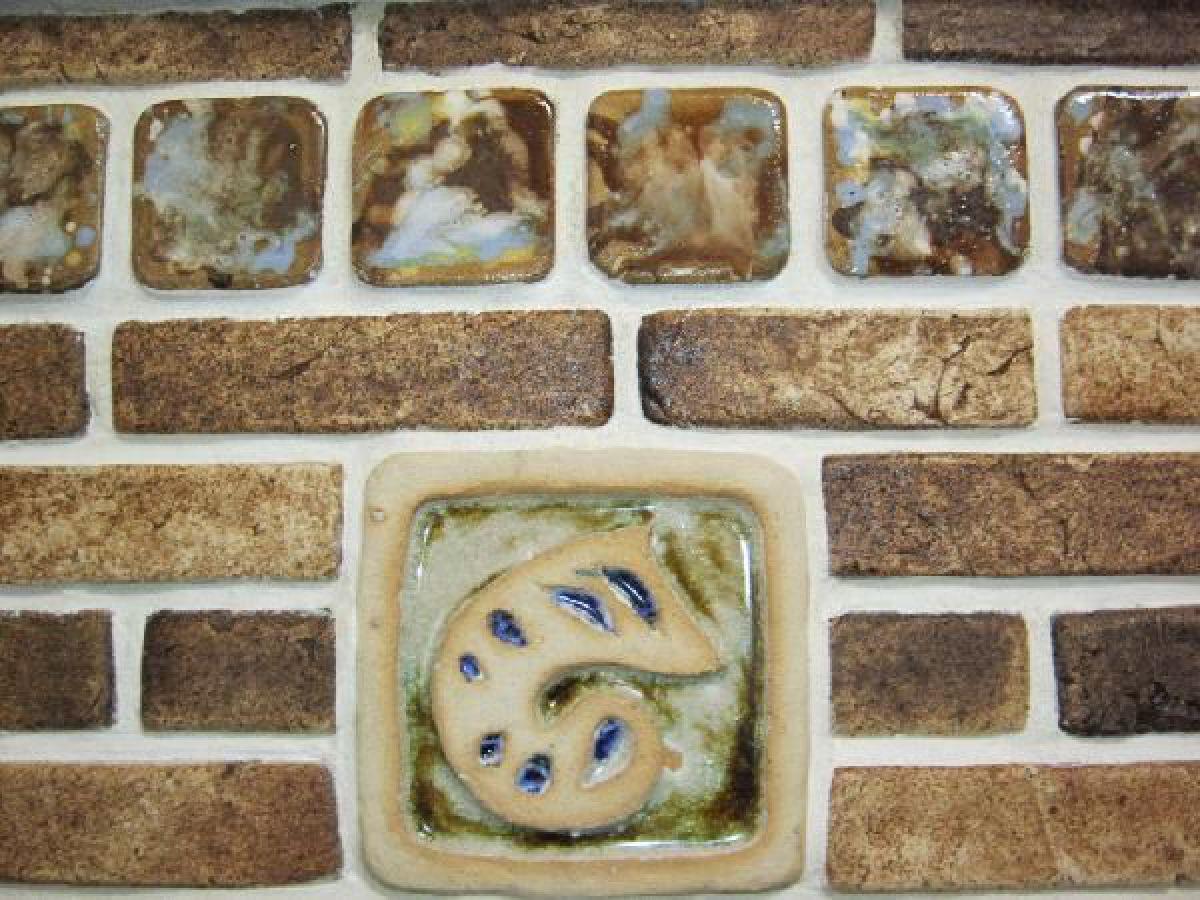 Облицовка печи. Почему выбирают для отделки шамот? Шамотная плитка для печи и ее отличия от керамики 3938
