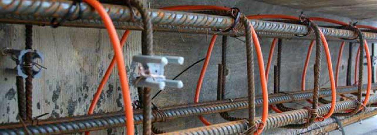 Бетонирование на частном участке зимой. Прогрев бетона – основные способы. Прогрев проводом 3959