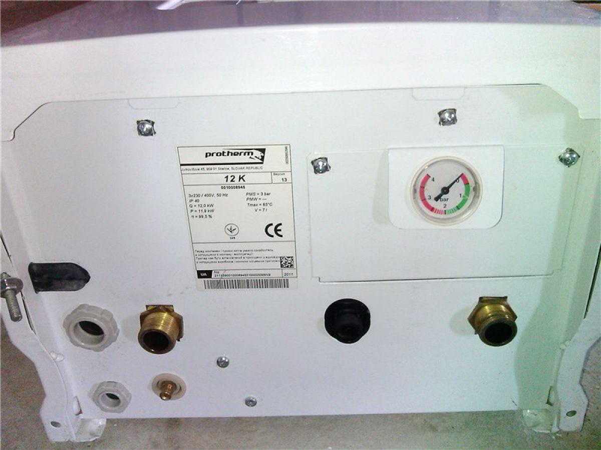 Электрические отопительные котлы. Подключение электрокотла к отопительной системе 4037