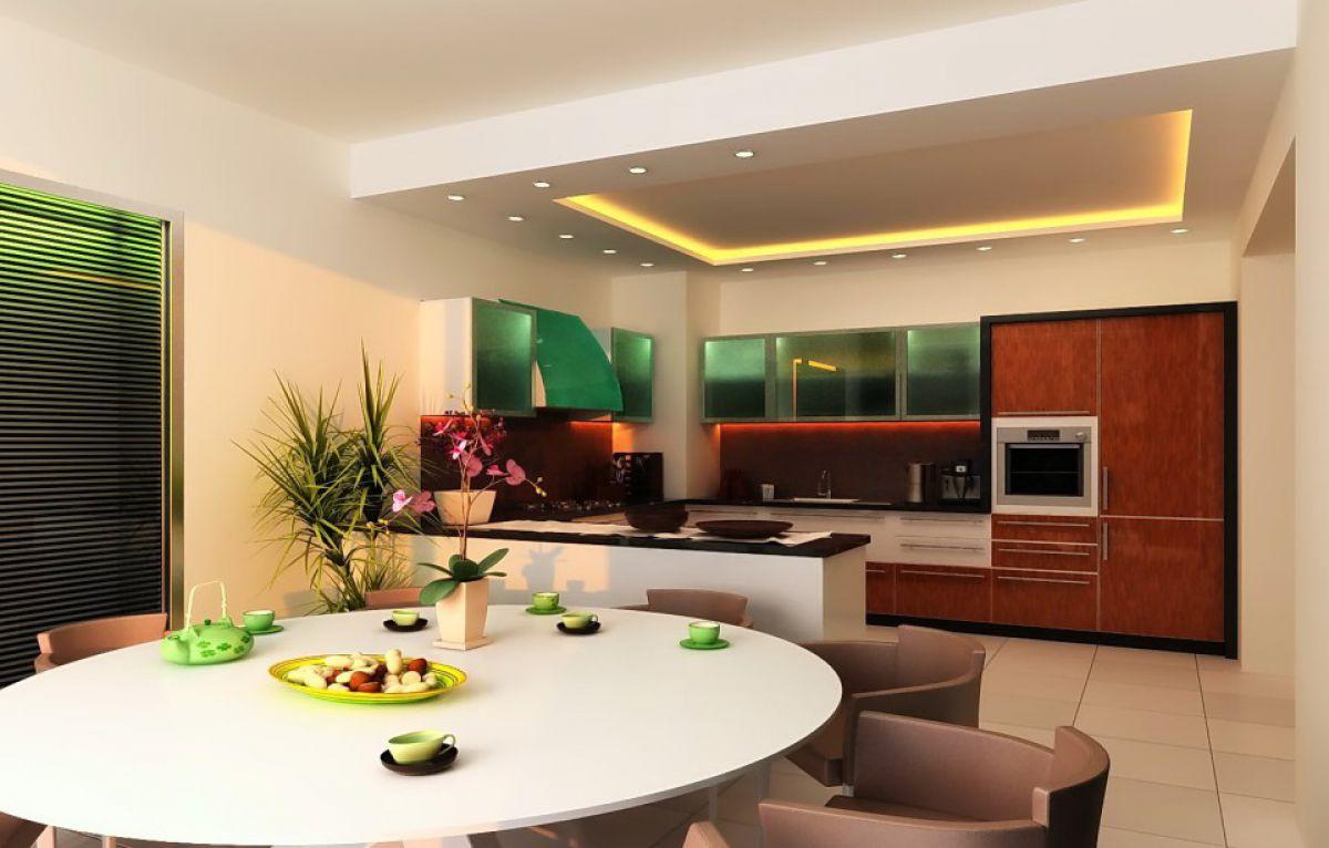 Освещение в квартире и коттедже. О цвете, искусственном свете и комфорте 4043
