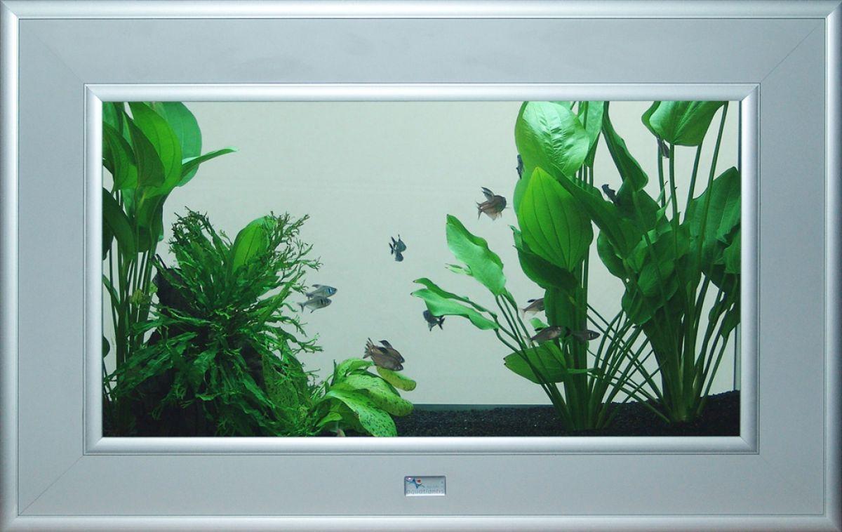 Аквариум в доме: настоящий или имитация. Интерьеры с аквариумами 4051