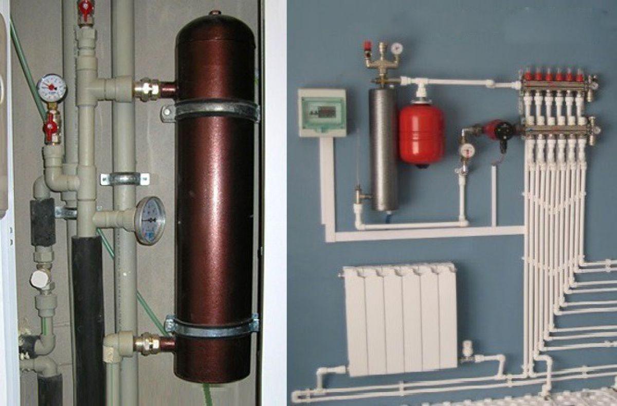 Виды отопительных систем частного дома. Инверторное отопление, плюсы и минусы. Выбор и установка индукционного котла 4153