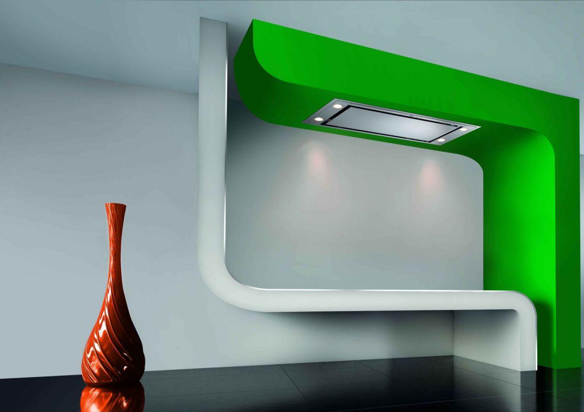 Современные вытяжки в кухонных интерьерах. Виды и выбор вытяжки  4281