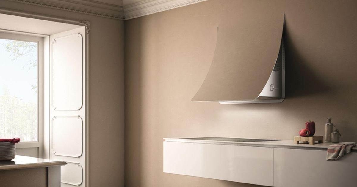 Современные вытяжки в кухонных интерьерах. История и конструкция вытяжки 4301