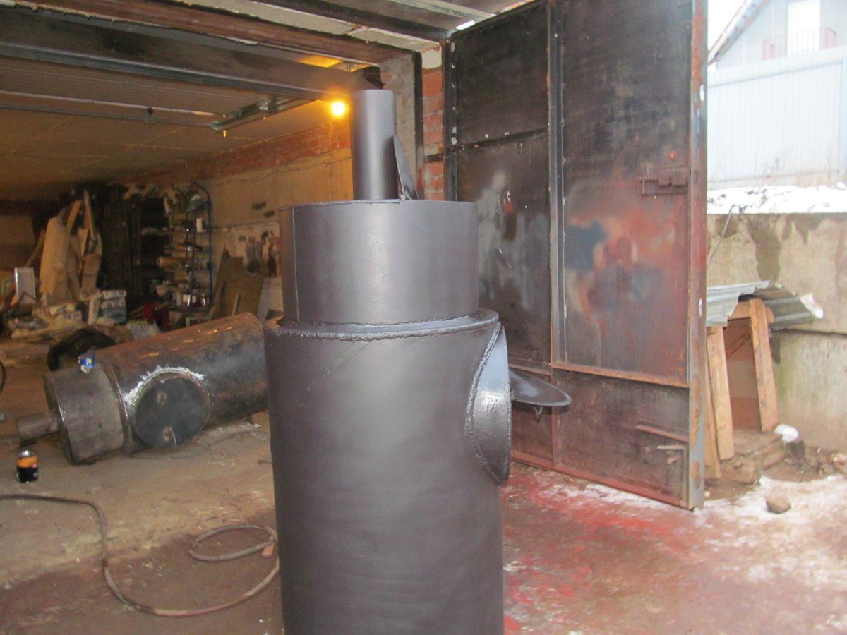 Металлическая печь для бани. Виды, сборка своими руками, установка 4313