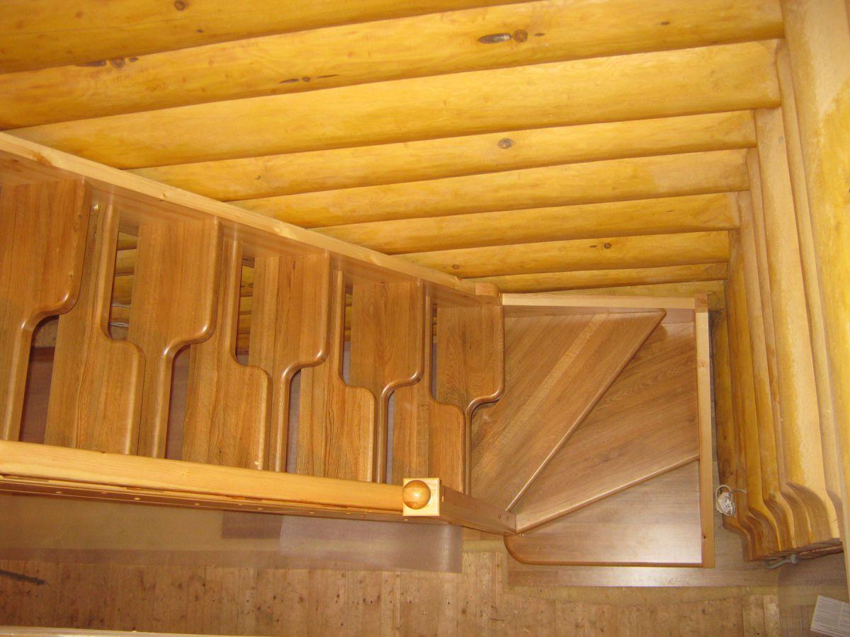 Лестница на чердак. Конструкции и варианты 4354