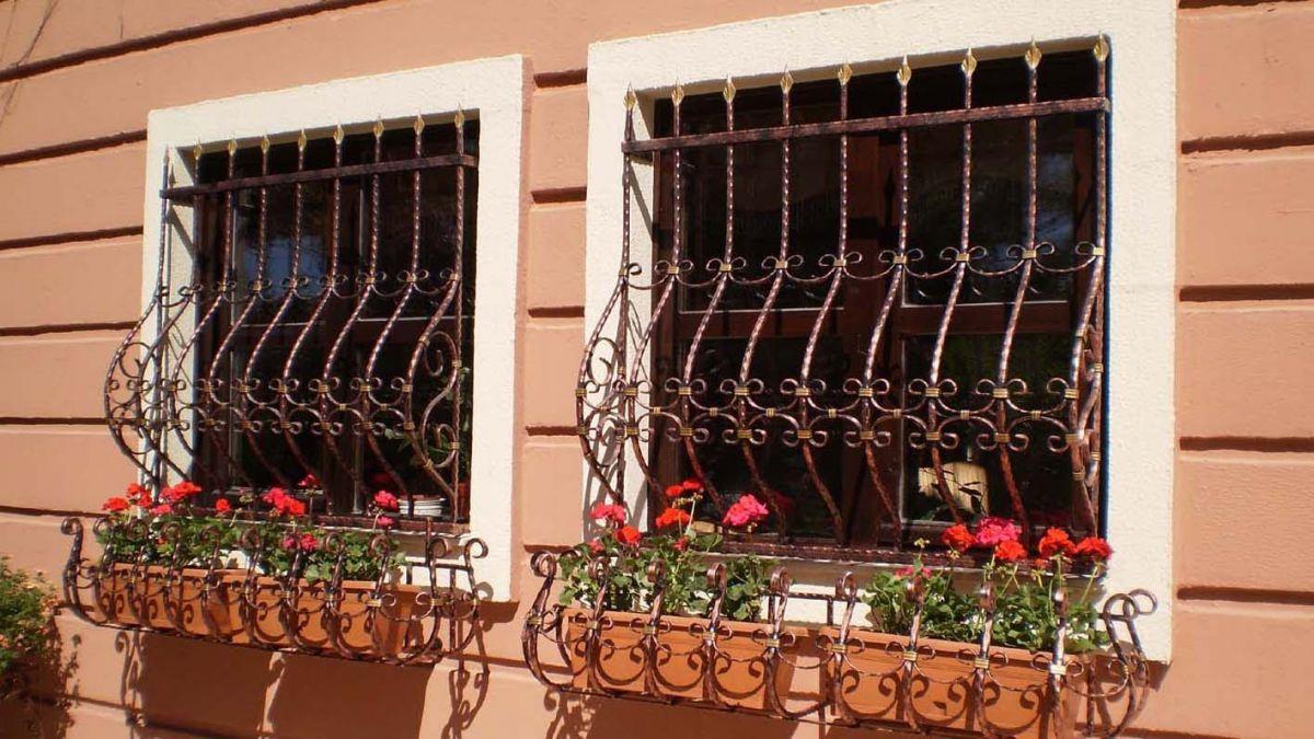 Дом, окна, дети. Оконная защита для детей 4356