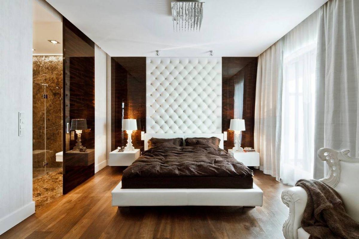 Дизайн спальни 2018. Фото, новинки и идеи современного дизайна спальни в 2018 году 4374