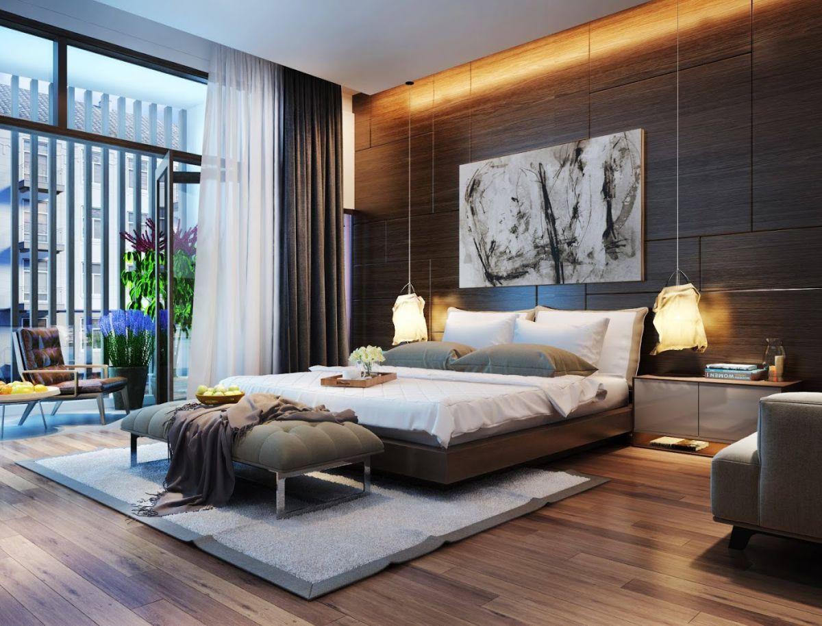 Дизайн спальни 2018. Фото, новинки и идеи современного дизайна спальни в 2018 году 4375