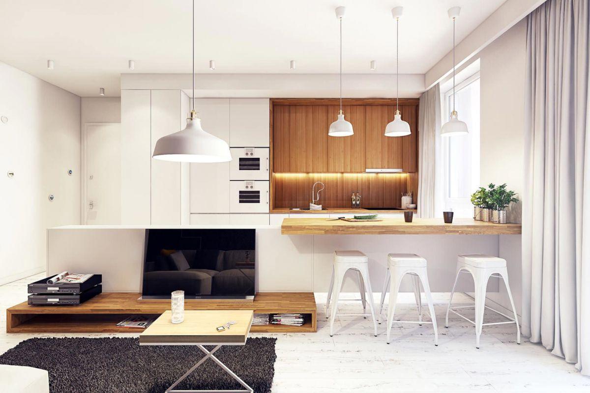 Дизайн квартиры 2018. Фото, новинки и идеи современного дизайна квартиры в 2018 году 4392