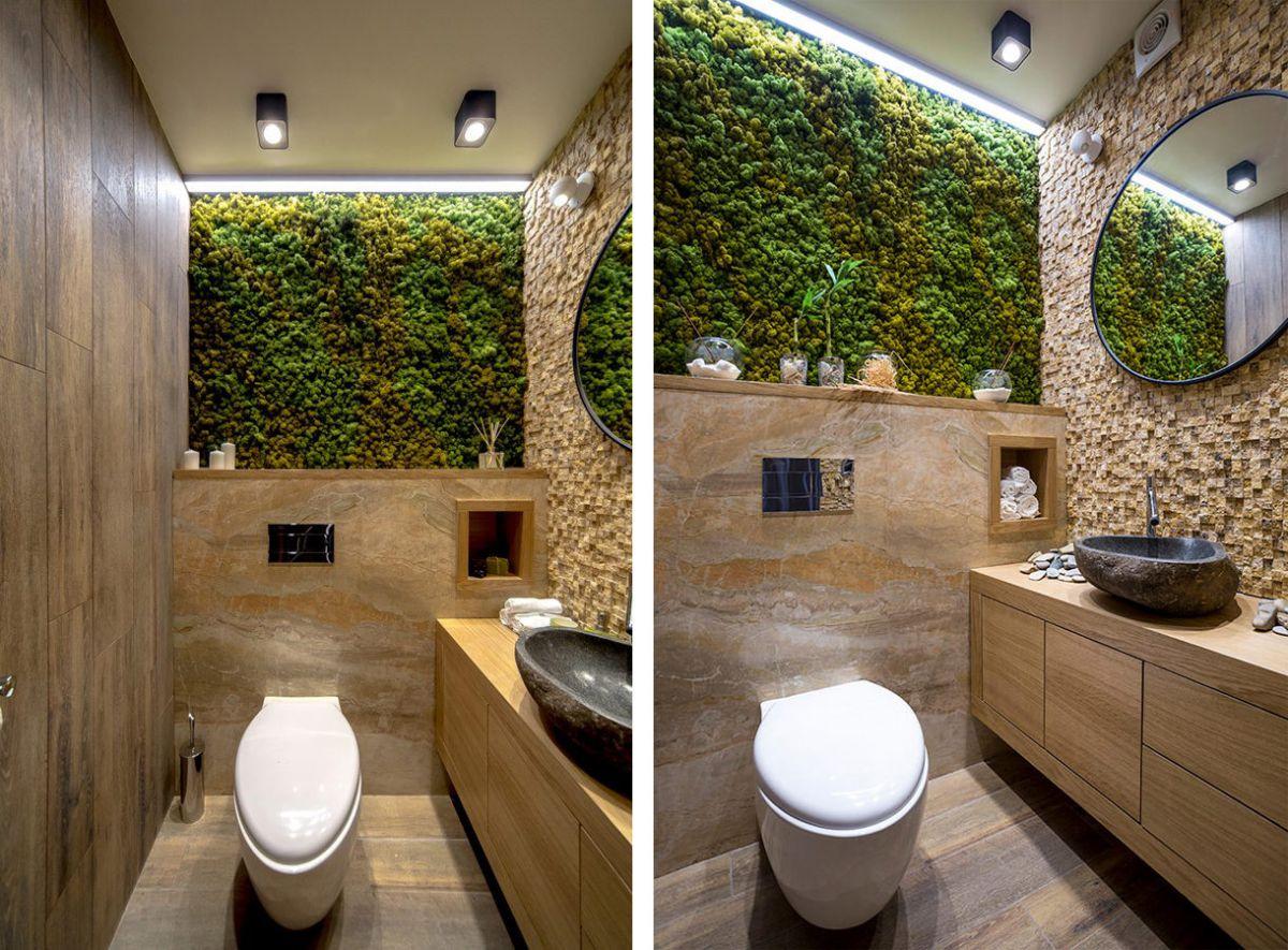 Дизайн туалета 2018. Фото, новинки и идеи современного дизайна туалета в 2018 году 4408
