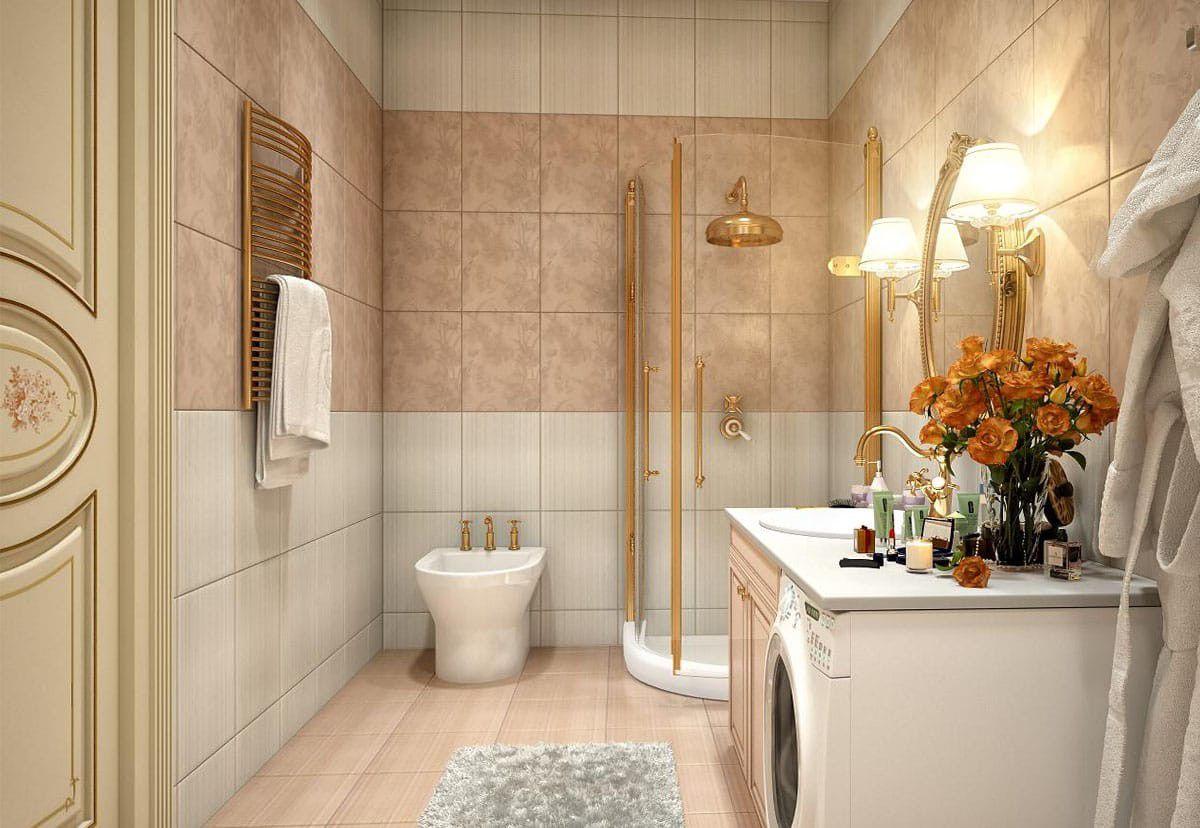 Дизайн туалета 2018. Фото, новинки и идеи современного дизайна туалета в 2018 году 4412