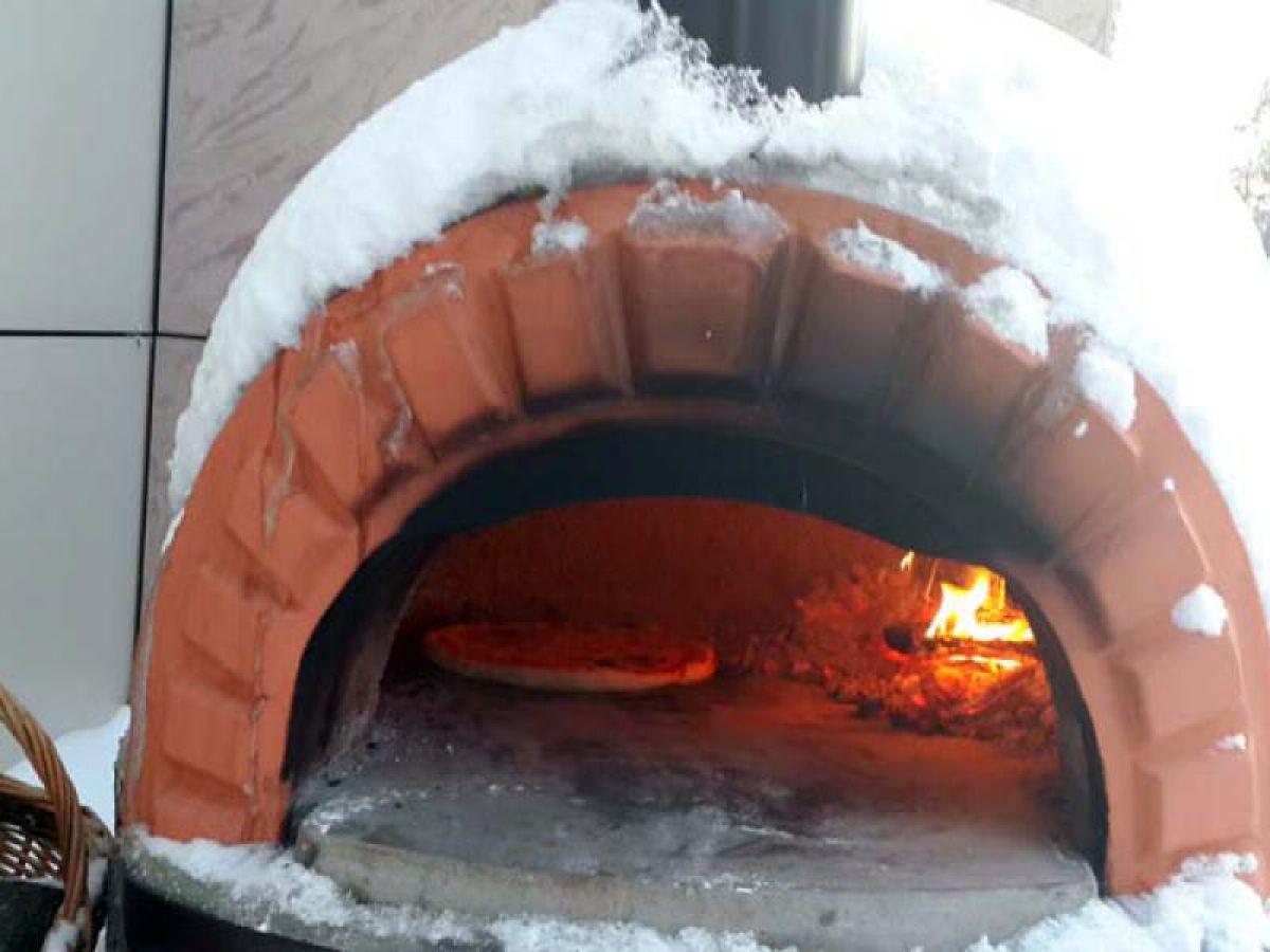 Помпейская печь. Конструкция, принцип работы, плюсы и минусы 4414
