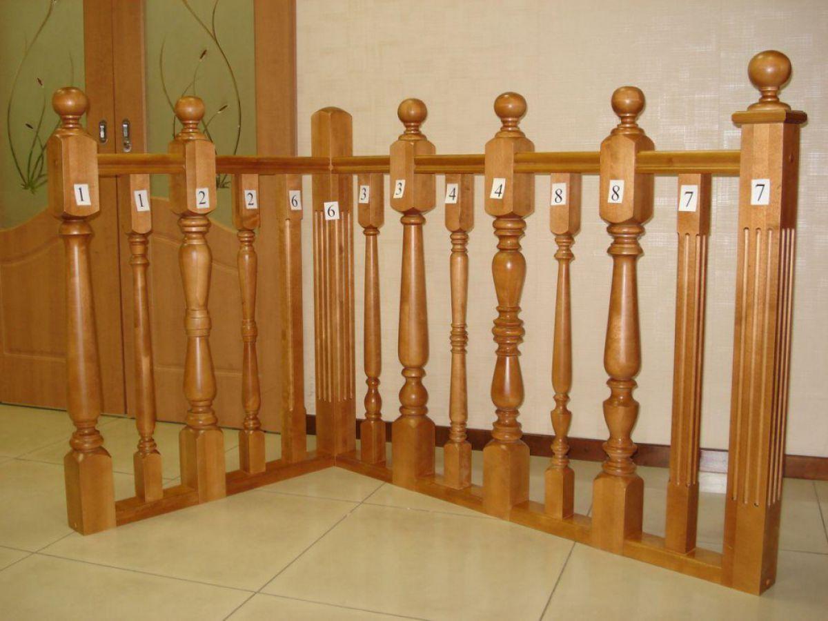 Виды балясин. Балясины для деревянной лестницы. Монтаж своими руками 4502