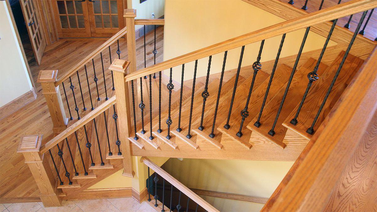 Виды балясин. Балясины для деревянной лестницы. Монтаж своими руками 4507