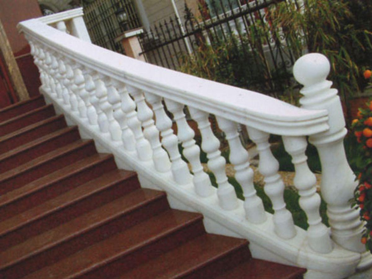 Виды балясин. Балясины для деревянной лестницы. Монтаж своими руками 4508