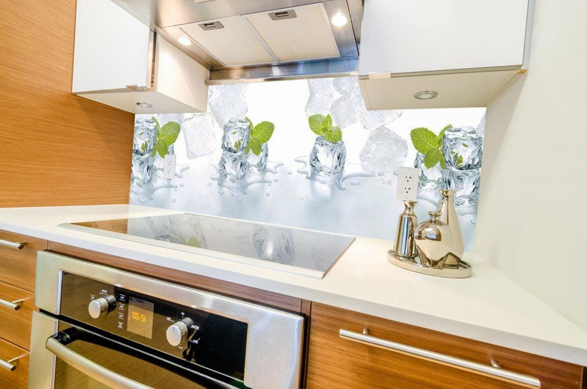 Фартук для кухни. Современный дизайн и практичность 4542