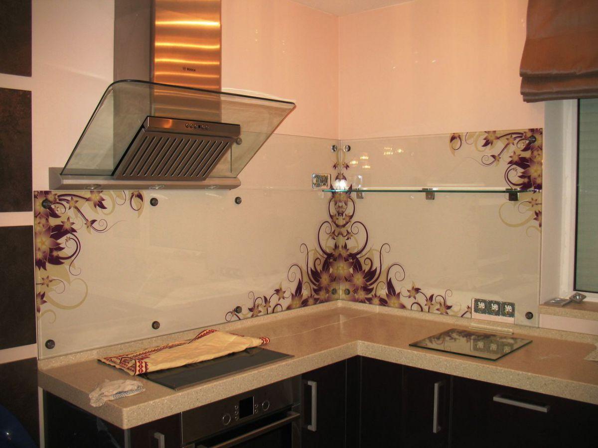 Фартук для кухни. Современный дизайн и практичность 4545