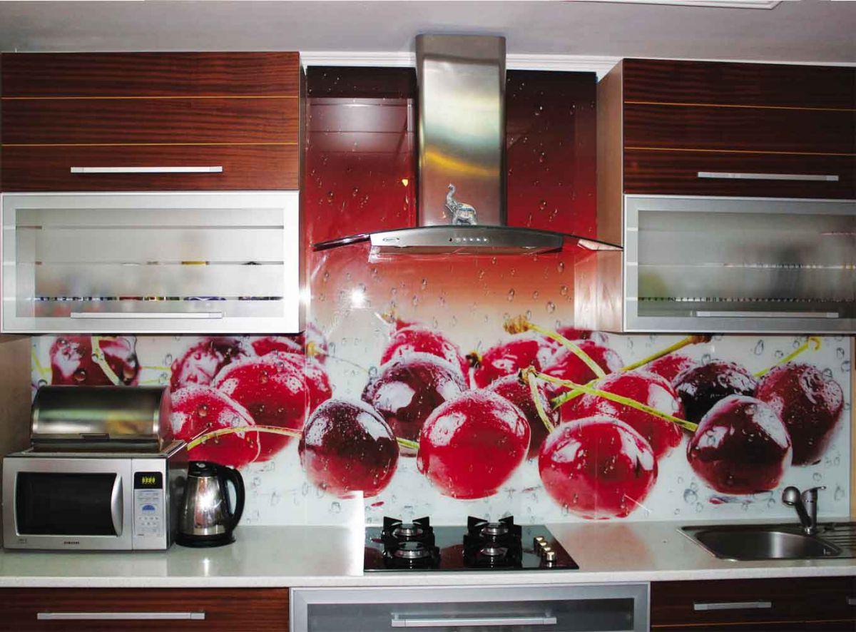 Фартук для кухни. Современный дизайн и практичность 4548
