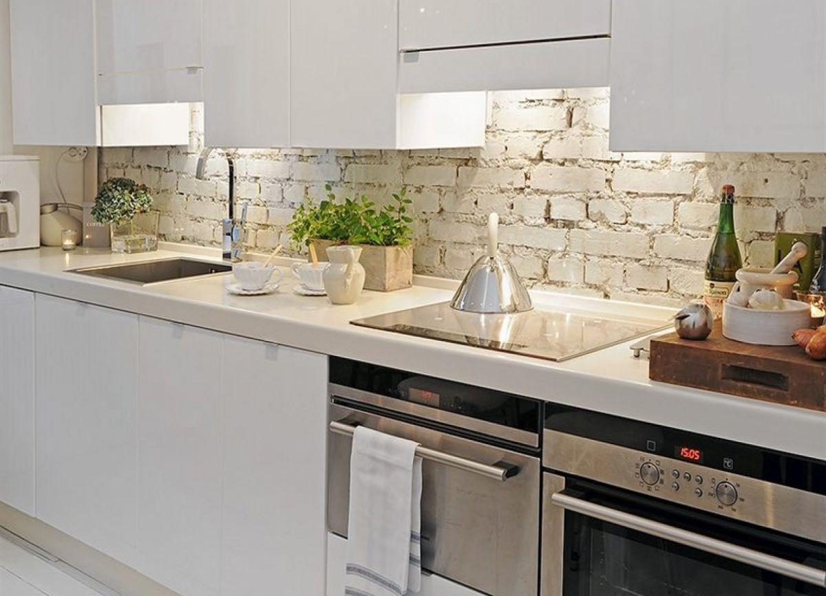 Фартук для кухни. Современный дизайн и практичность 4549