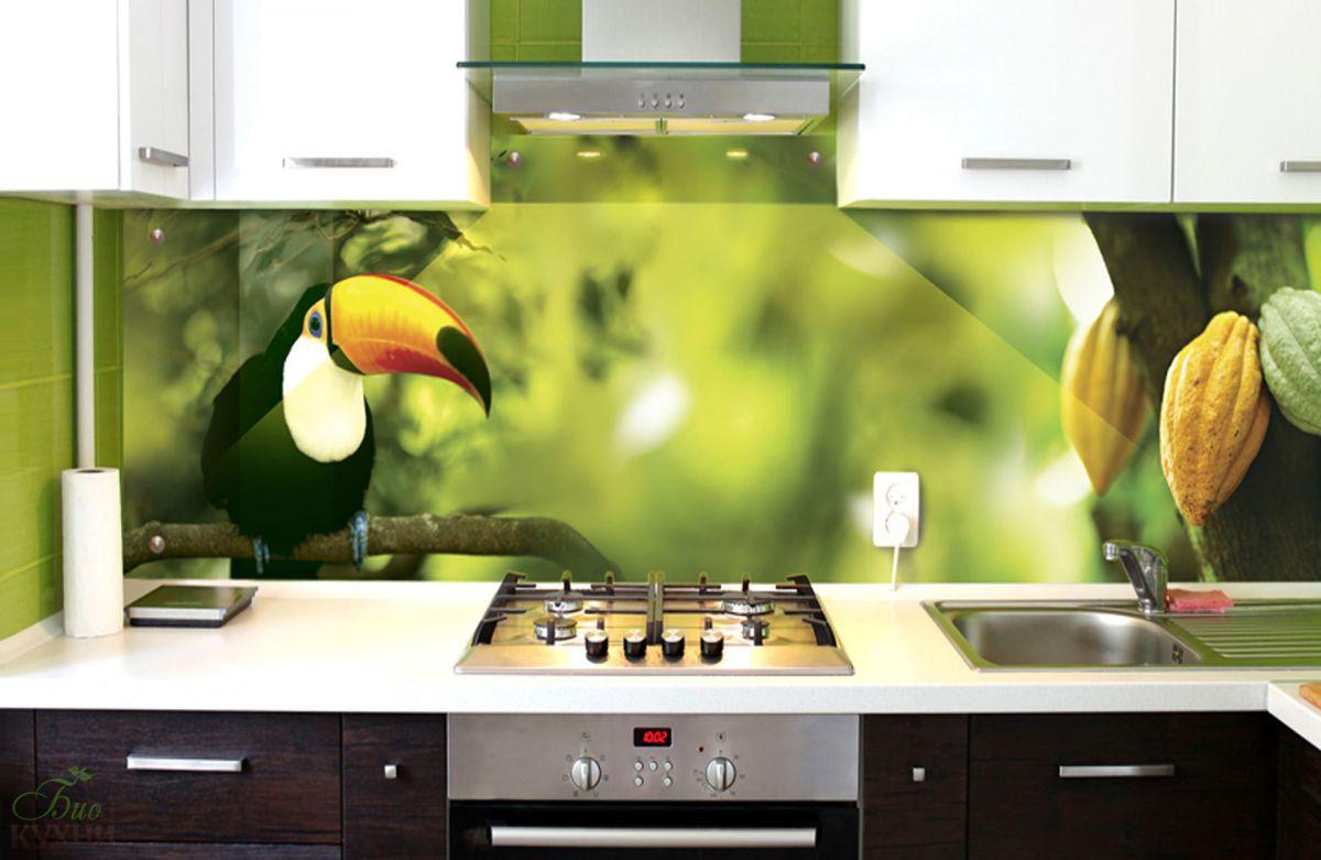 Фартук для кухни. Современный дизайн и практичность 4550