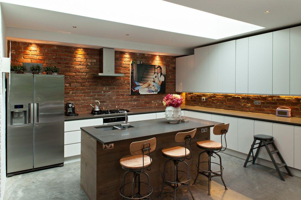 Фартук для кухни. Современный дизайн и практичность 4553