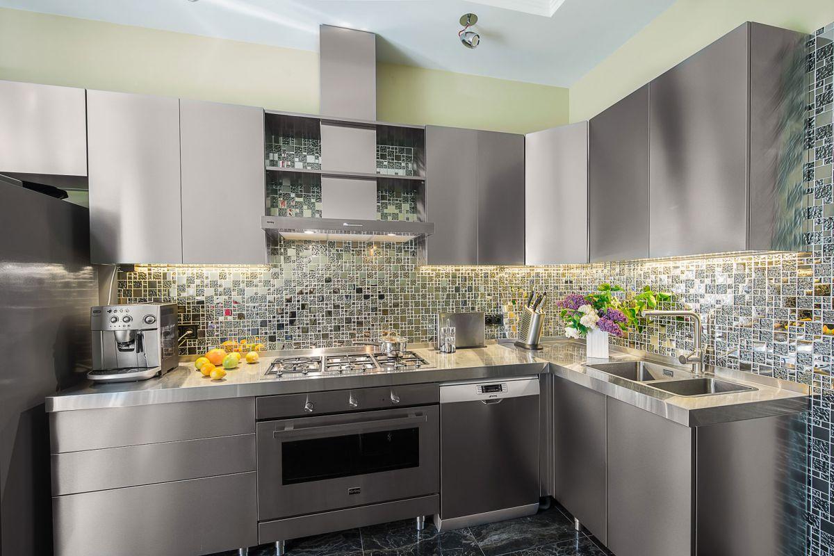 Фартук для кухни. Современный дизайн и практичность 4558