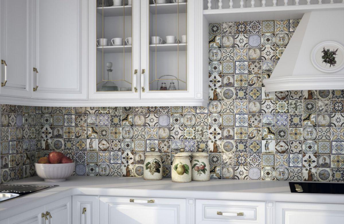 Фартук для кухни. Современный дизайн и практичность 4559