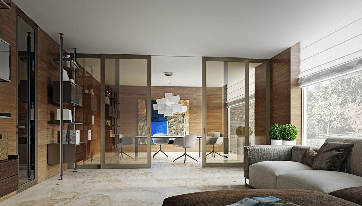 Перегородки в квартире и коттедже. Виды, материалы, устройство 4571