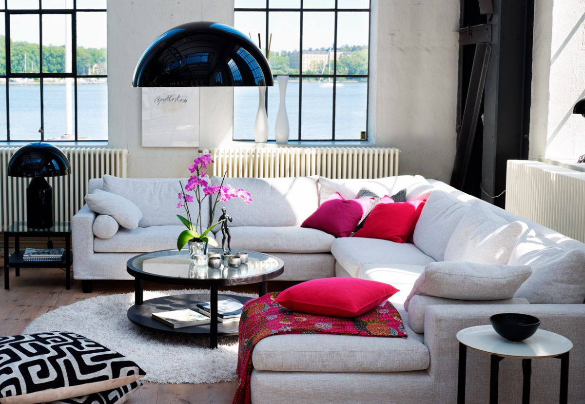 Скандинавский стиль в интерьере - идея красоты в простоте 4591