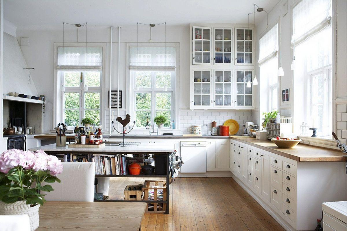 Скандинавский стиль в интерьере - идея красоты в простоте 4592