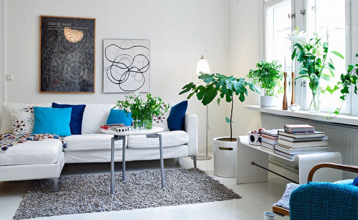 Скандинавский стиль в интерьере - идея красоты в простоте 4593
