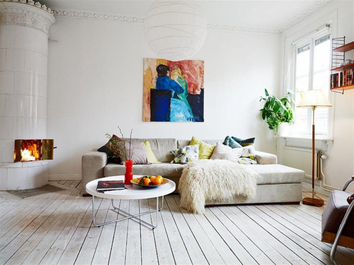 Скандинавский стиль в интерьере - идея красоты в простоте 4595