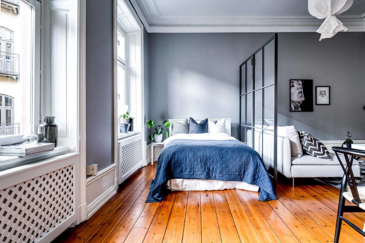 Скандинавский стиль в интерьере - идея красоты в простоте 4597
