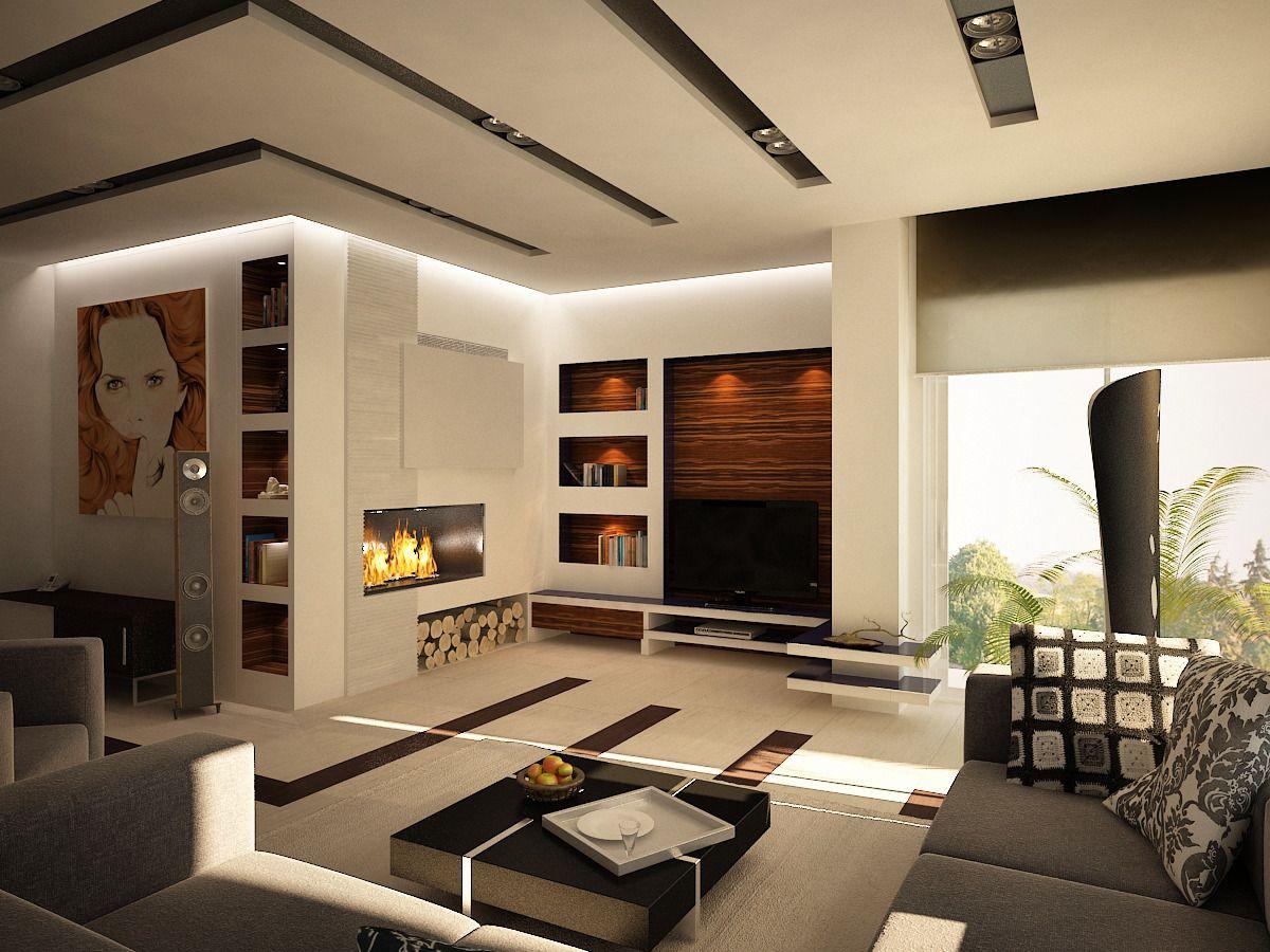 Потолки современной квартиры. Варианты, конструкции, сравнение. Подвесные потолки - плюсы и минусы 4609