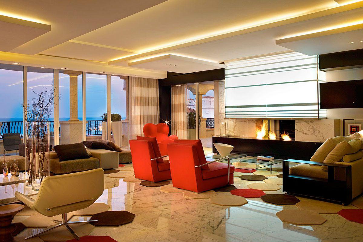 Потолки современной квартиры. Варианты, конструкции, сравнение. Подвесные потолки - плюсы и минусы 4610