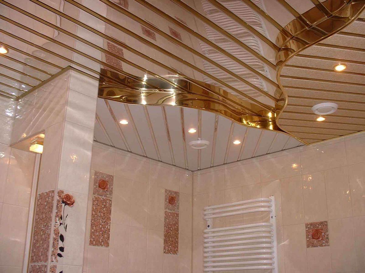 Потолки современной квартиры. Варианты, конструкции, сравнение. Подвесные потолки 4614