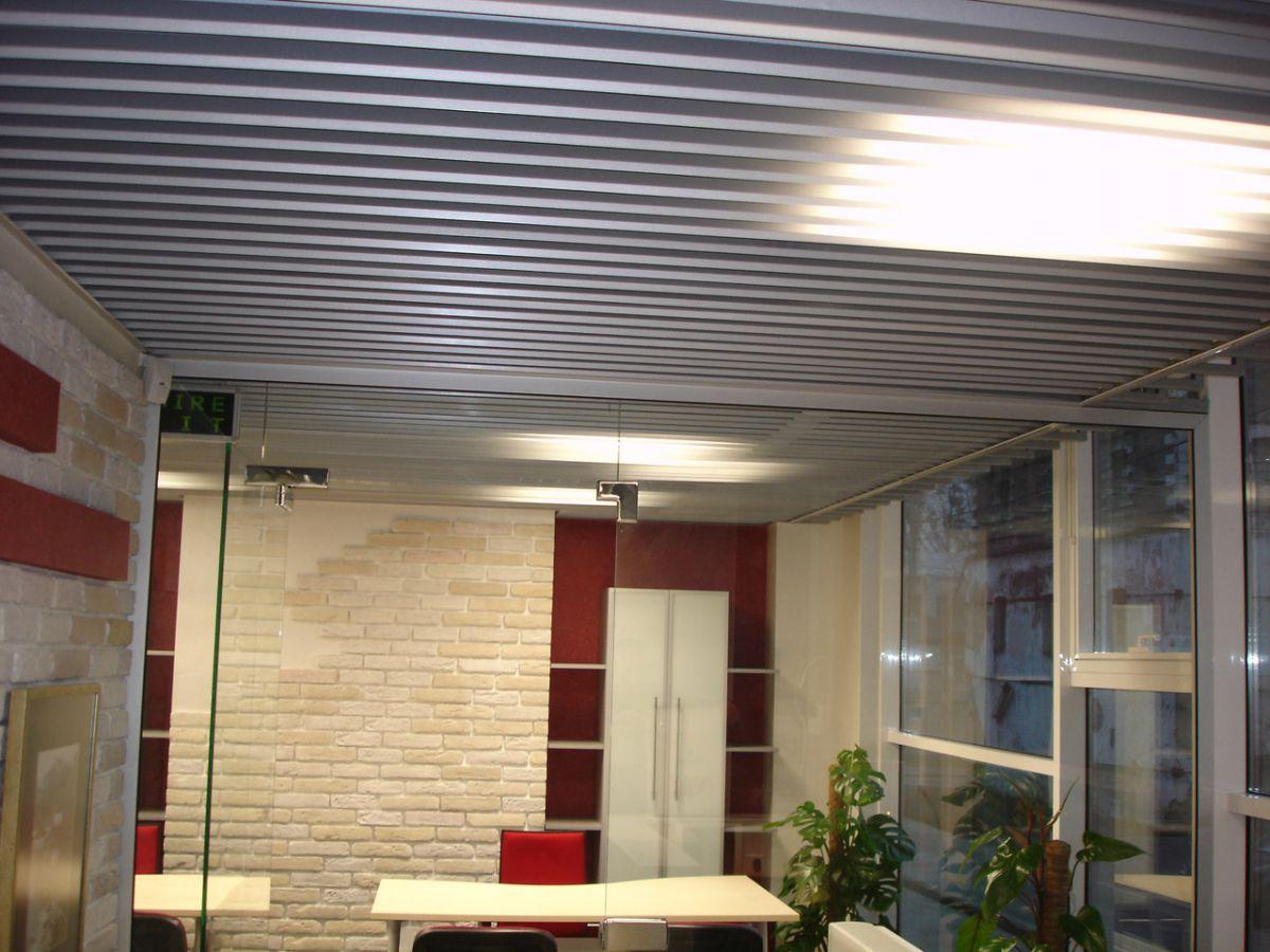 Потолки современной квартиры. Варианты, конструкции, сравнение. Подвесные потолки 4615