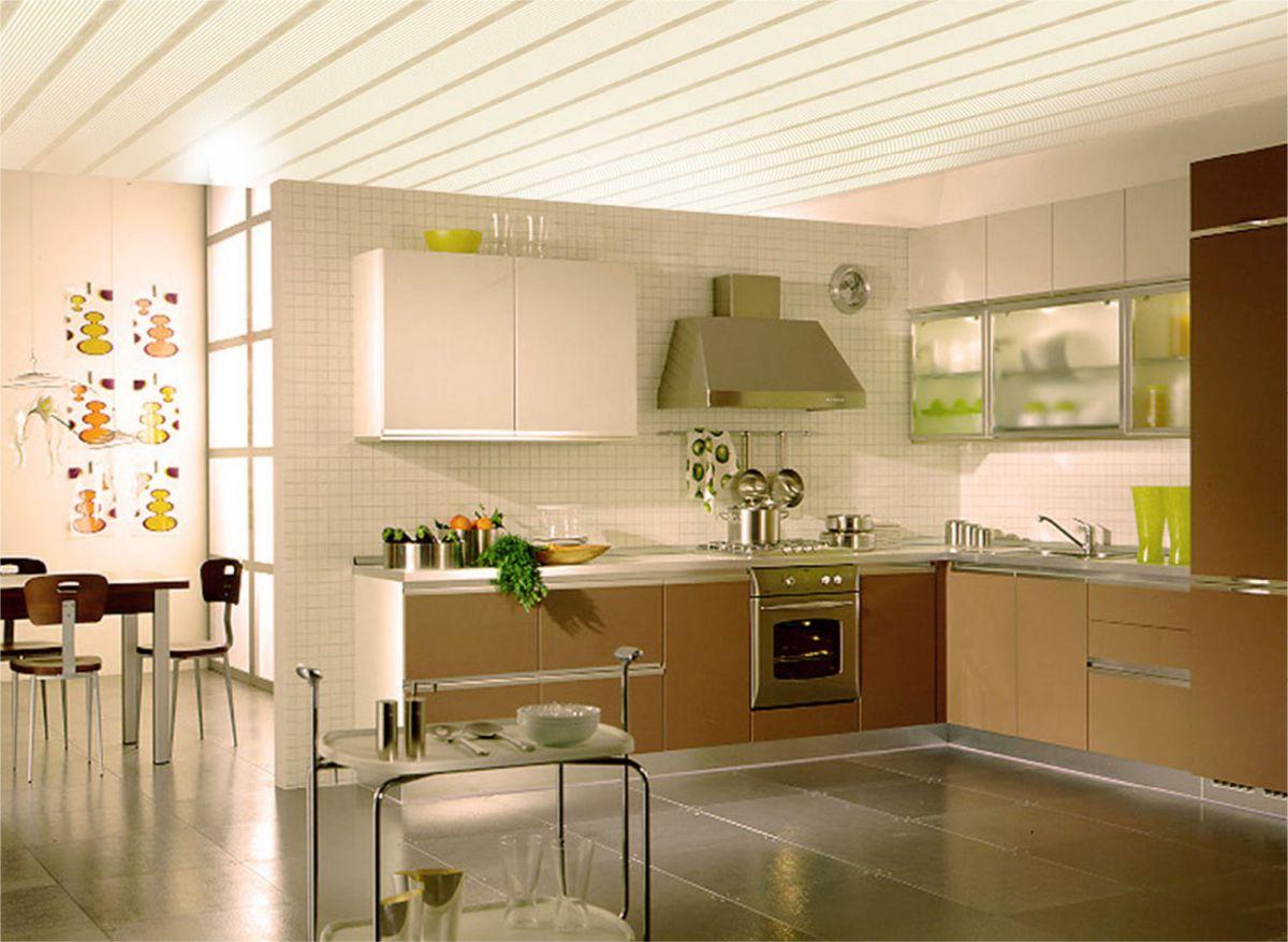 Потолки современной квартиры. Варианты, конструкции, сравнение. Подвесные потолки 4617
