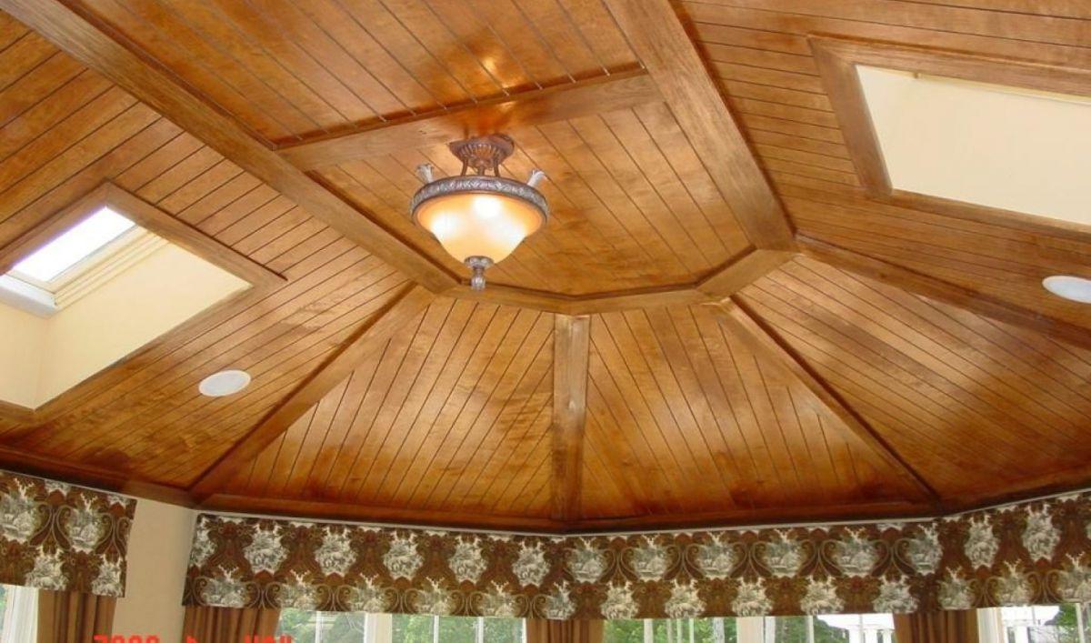 Потолки современной квартиры. Варианты, конструкции, сравнение. Подвесные потолки 4618