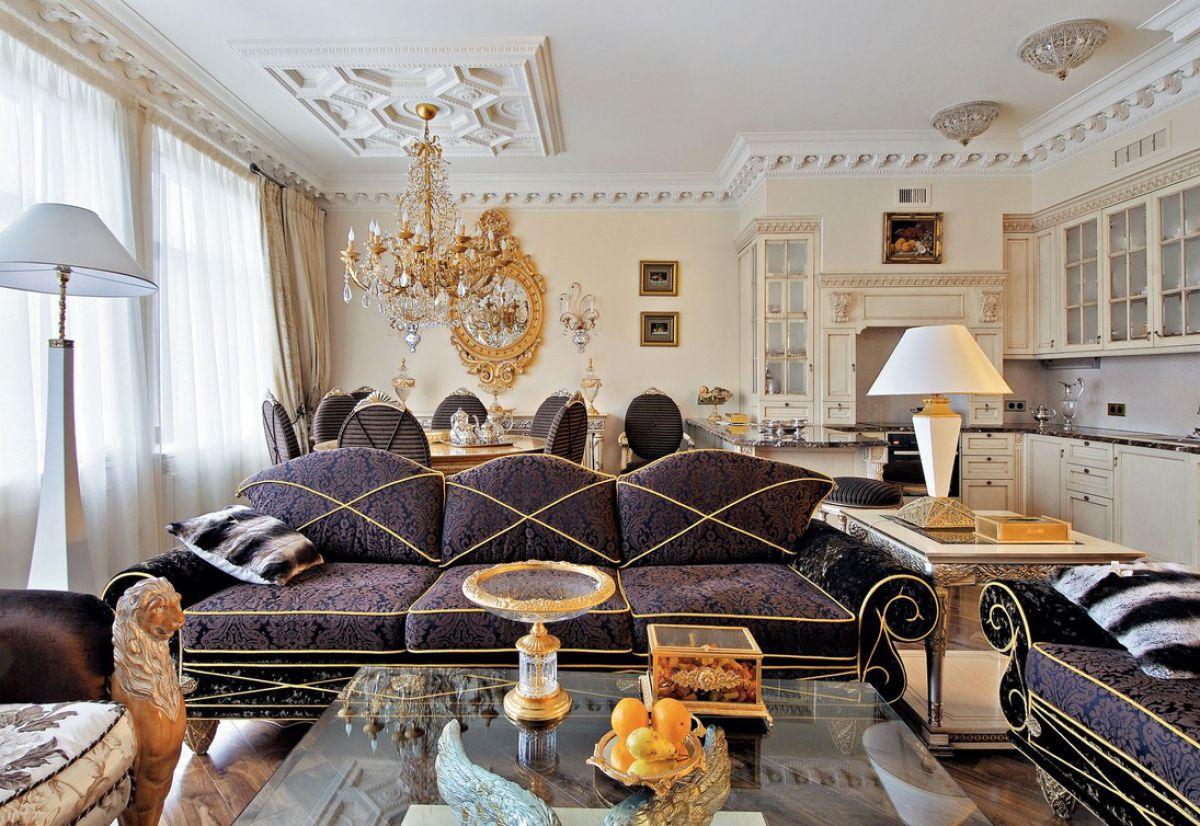 Эклектика как интерьерный стиль, потенциал творческой независимости и комфорт в жилище 4619