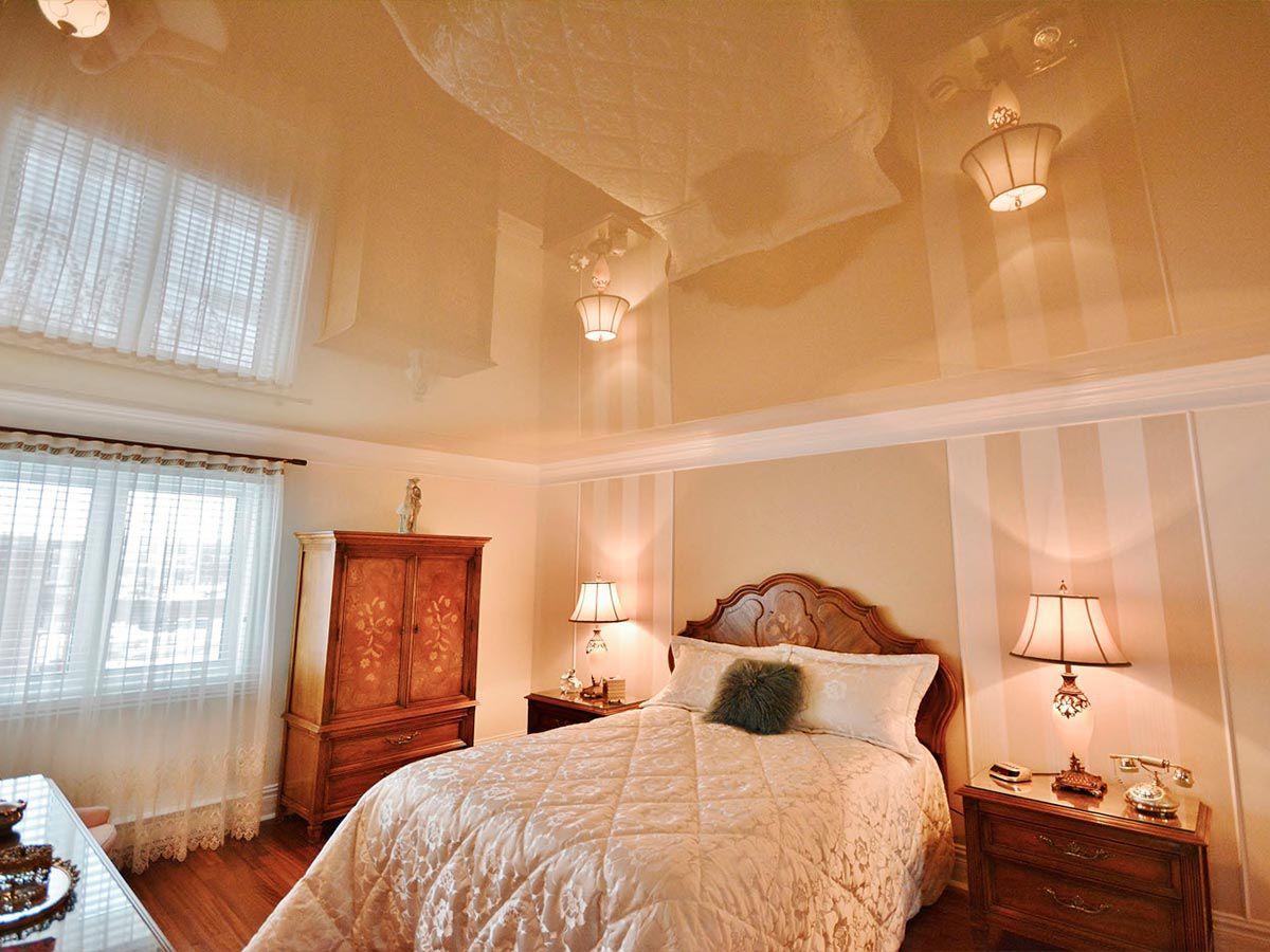 Потолки современной квартиры. Подвесные модульные конструкции, обшивка потолка. Натяжные потолки 4638