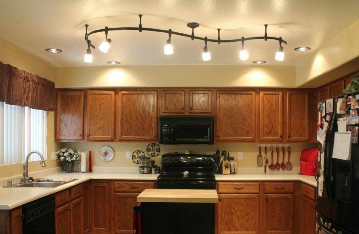 Современная кухня. Организация освещения и декор 4647